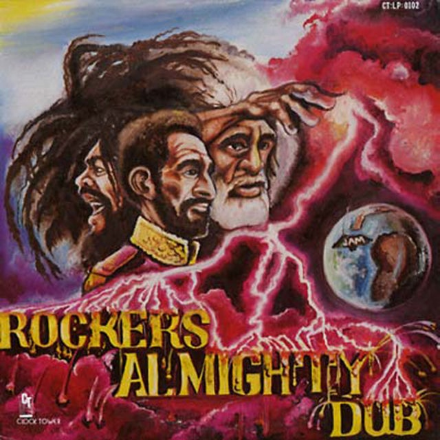 Rocker'S Almighty Dub / Various Vinyl Record