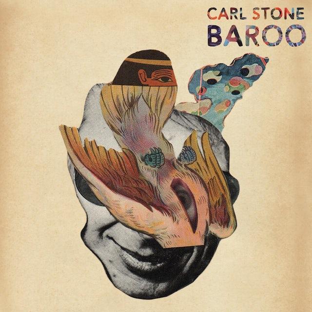 Carl Stone BAROO CD