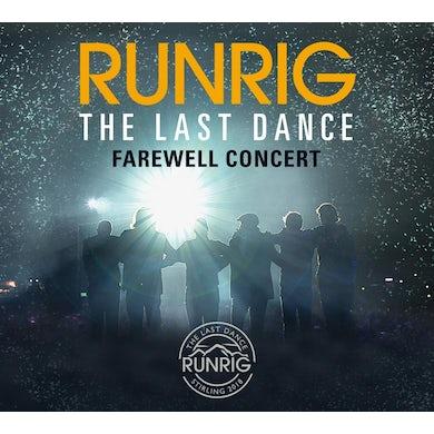 LAST DANCE: FAREWELL CONCERT CD