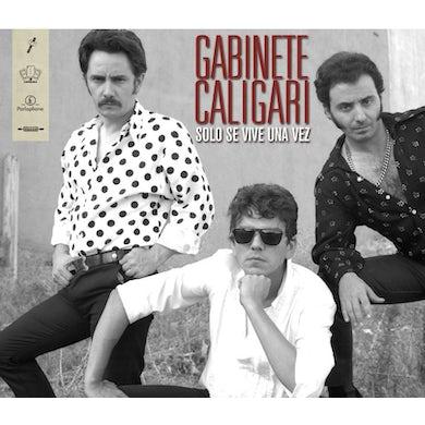 Gabinete Caligari SOLO SE VIVE UNA VEZ: COLECCION DEFINITIVA Vinyl Record