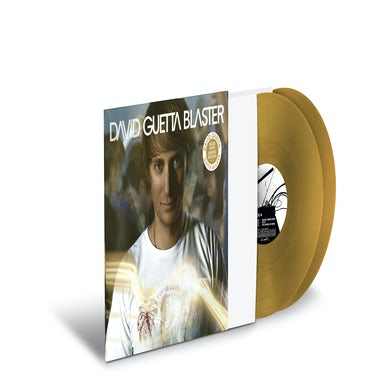 David Guetta GUETTA BLASTER Vinyl Record