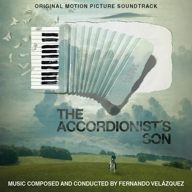Fernando Velazquez ACCORDIONIST'S SON / Original Soundtrack CD