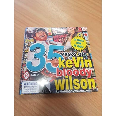 35 YEARS OF KEVIN BLOODY WILSON CD