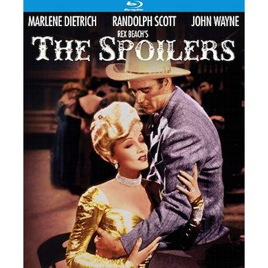 SPOILERS (1942) Blu-ray