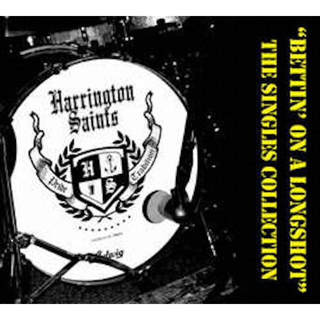 Harrington Saints BETTIN' ON A LONGSHOT CD