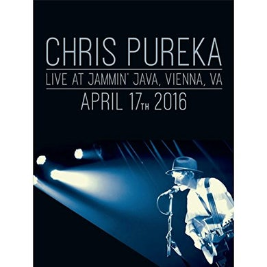 Christine Pureka LIVE AT JAMMIN' JAVA, VIENNA VA 4/17/16 CD