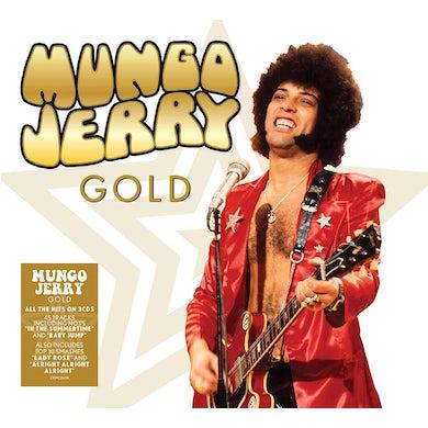 Mungo Jerry GOLD CD