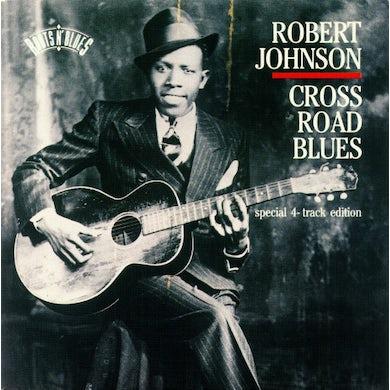 Robert Johnson CROSS ROAD BLUES Vinyl Record