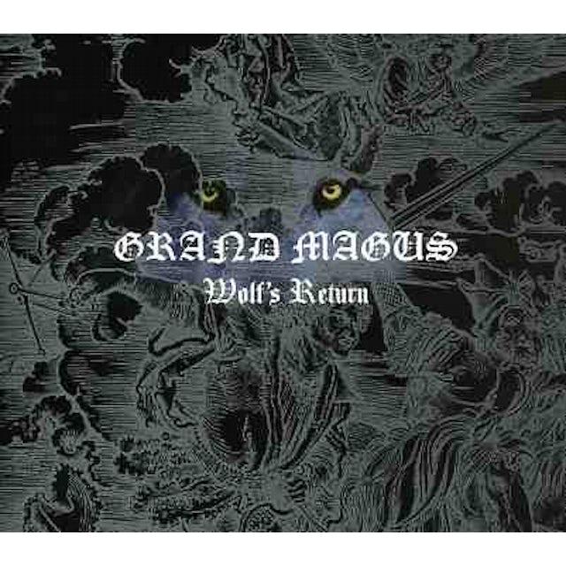 Grand Magus WOLF'S RETURN CD