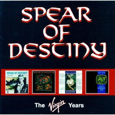 Spear Of Destiny VIRGIN YEARS CD