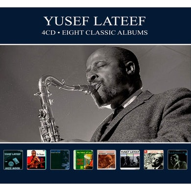 Yusef Lateef EIGHT CLASSIC ALBUMS CD