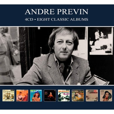 Andre Previn EIGHT CLASSIC ALBUMS CD