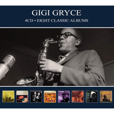 Gigi Gryce EIGHT CLASSIC ALBUMS CD
