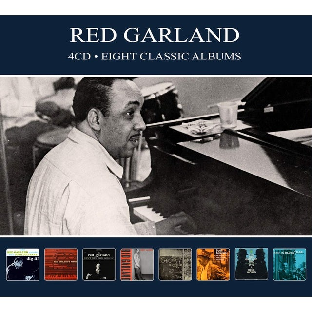 Red Garland EIGHT CLASSIC ALBUMS CD
