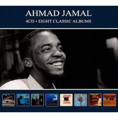 Ahmad Jamal EIGHT CLASSIC ALBUMS CD
