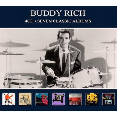 Buddy Rich SEVEN CLASSIC ALBUMS CD