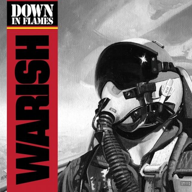 Warish DOWN IN FLAMES CD