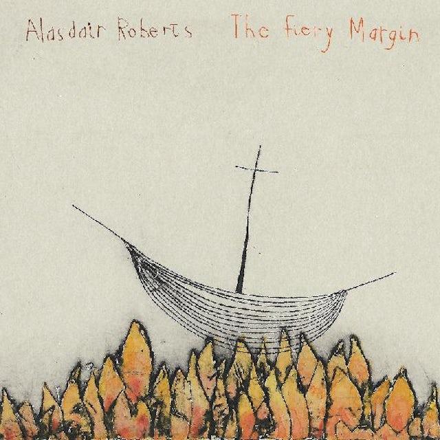 Alasdair Roberts FIERY MARGIN CD