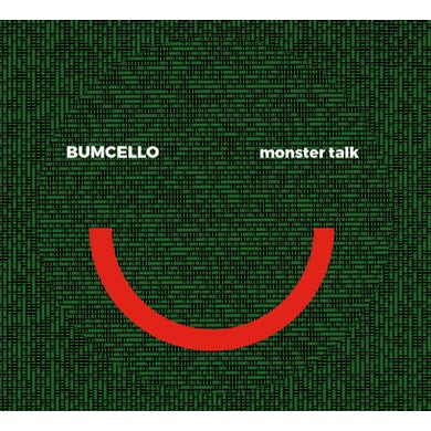 MONSTER TALK Vinyl Record