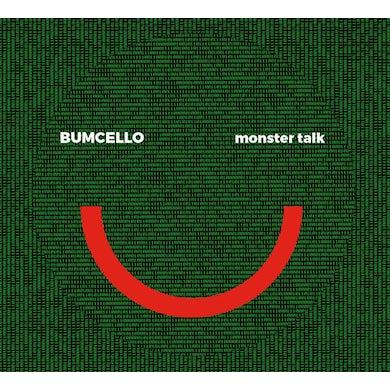 Bumcello MONSTER TALK Vinyl Record