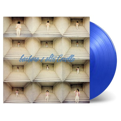 Enzo Carella BARBARA E ALTRI CARELLA Vinyl Record
