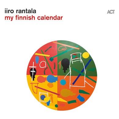 Iiro Rantala MY FINNISH CALENDAR Vinyl Record