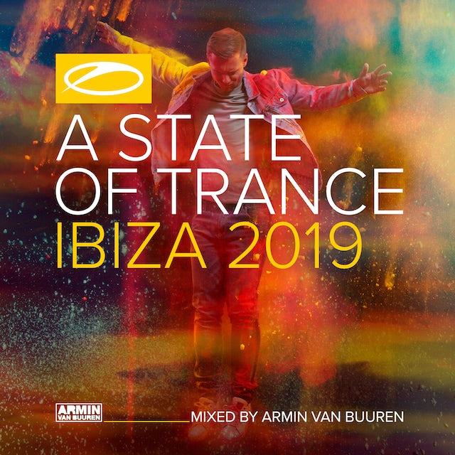 Armin van Buuren STATE OF TRANCE IBIZA 2019 CD