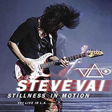Steve Vai STILLNESS IN MOTION: VAI LIVE IN L.A. Blu-ray
