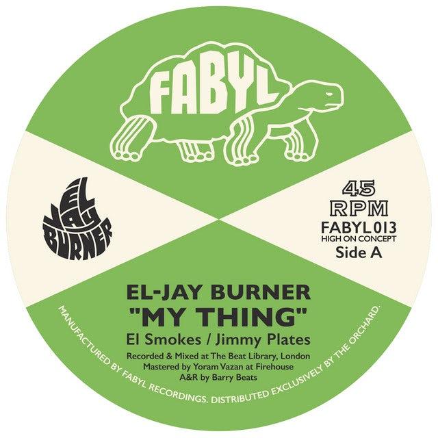 El-Jay Burner