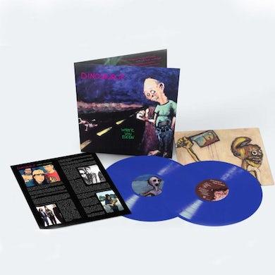 Dinosaur Jr. WHERE YOU BEEN (Deluxe Edition Double Blue Vinyl)