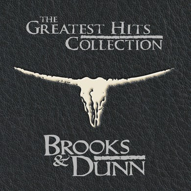 Brooks & Dunn GREATEST HITS COLLECTION (GOLD SERIES) CD