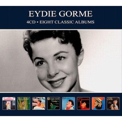 Eydie Gorme EIGHT CLASSIC ALBUMS CD