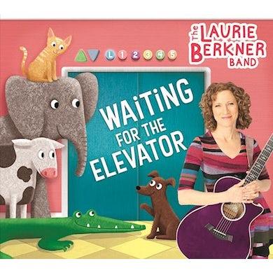Laurie Berkner WAITING FOR THE ELEVATOR CD