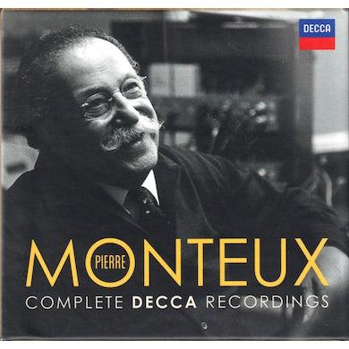 PIERRE MONTEUX COMPLETE DECCA RECORDINGS CD