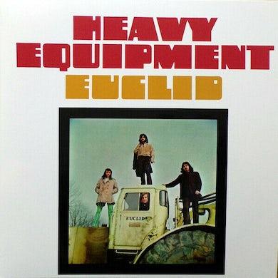 Euclid HEAVY EQUIPMENT Vinyl Record