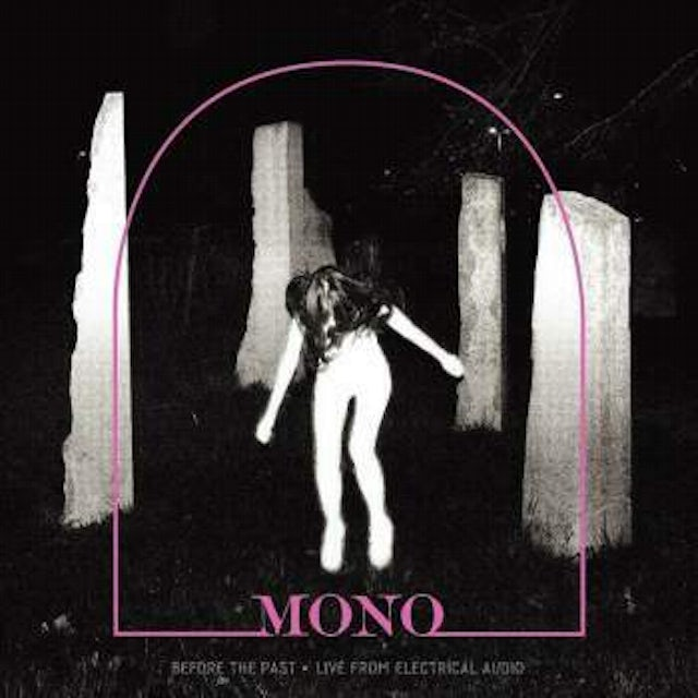 Mono BEFORE THE PAST - LIVE FROM ELECTRICAL AUDIO Vinyl Record