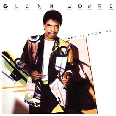 Glenn Jones TAKE IT FROM ME (EXPANDED EDITION) CD