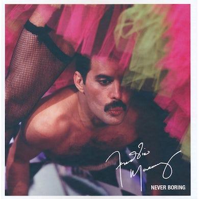 Freddie Mercury NEVER BORING CD