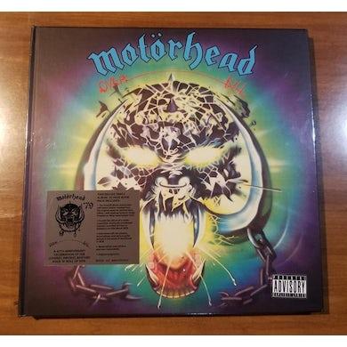 Motorhead OVERKILL (40TH ANNIVERSARY EDITION) CD