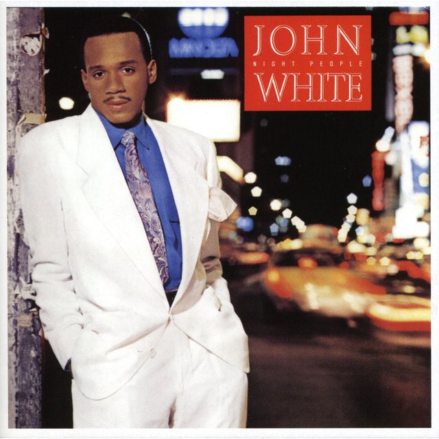 John White NIGHT PEOPLE (REMASTERED EDITION) CD