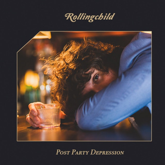 Rollingchild POST PARTY DEPRESSION Vinyl Record