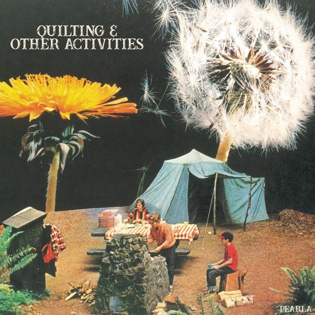 Pearla QUILTING & OTHER ACTIVITIES Vinyl Record