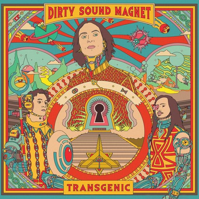Dirty Sound Magnet TRANSGENIC Vinyl Record