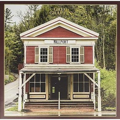 Greg Graffin MILLPORT (COKE-BOTTLE CLEAR) Vinyl Record