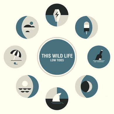 This Wild Life LOW TIDES (WHITE) Vinyl Record
