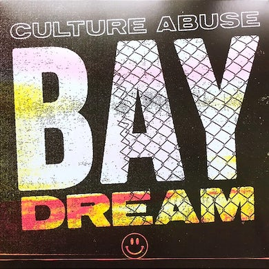CULTURE ABUSE BAY DREAM (OPAQUE PINK) Vinyl Record
