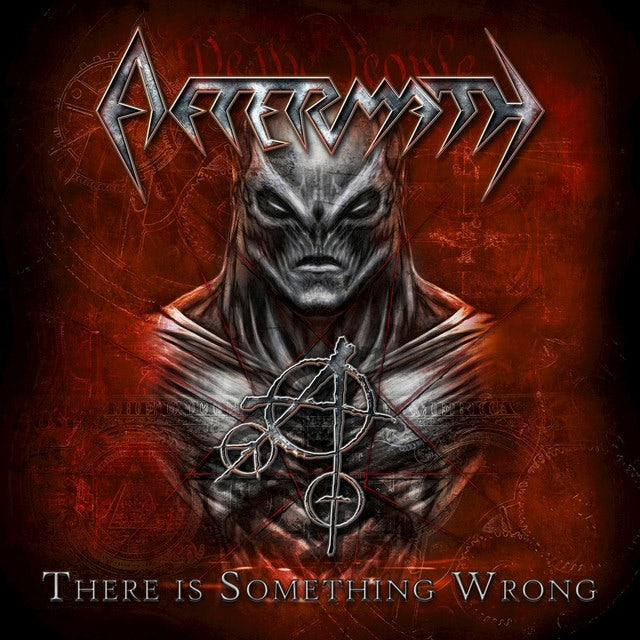 Aftermath THERE IS SOMETHING WRONG Vinyl Record