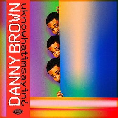 Danny Brown UKNOWHATIMSAYIN CD
