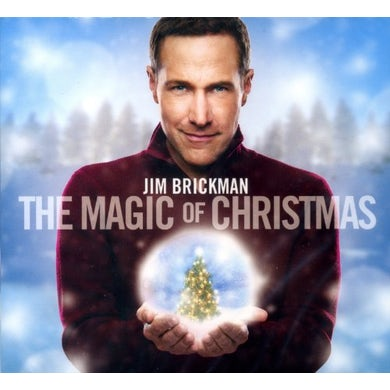 Jim Brickman MAGIC OF CHRISTMAS CD