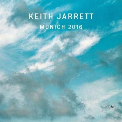 Keith Jarrett MUNICH 2016 CD